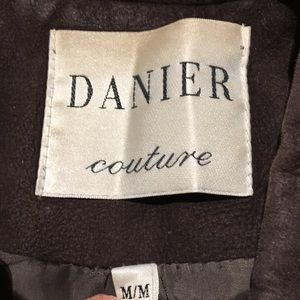 DANIER Couture jacket